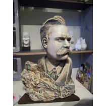 Busto Friedrich Nietzsche, Zaratustra, El Anticristo, Dios