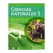 Ciencias Naturales 1 - En Linea - Ed. Santillana
