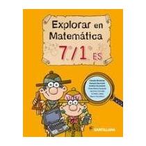Explorar En Matematica 7 - Ed. Santillana