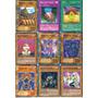 Lote 17 Cartas Yu Gi Oh Tridimensionales
