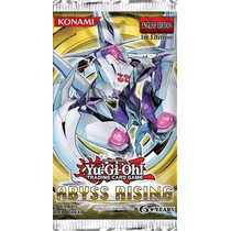 Yu-gi-oh! Abyss Rising Booster (ingles)