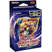 Yugioh Secrets Of Eternity Super Edition (power Destiny)