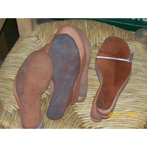 Art. Para Fabricar Zapatos De Mujer-suelas
