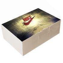 Cajas De Zapatos Con Logos Corrugado Plástico 32x23x11cm