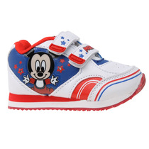 Zapatillas Disney Baby Running Mickey Velcro