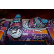 Zapatillas Skechers Con Luz Originales