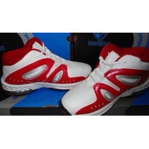 Zapatillas De Basquet Team Foot Con Camara