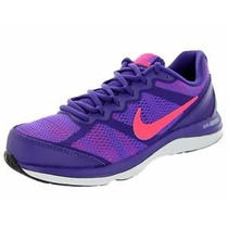 Zapatillas Nike Dual Fusion Run 3 Damas Running Violeta 2016