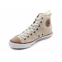 Converse All Star Lino Hi Natural / Originales / Deporfan