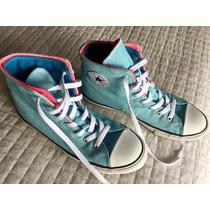 Zapatillas Botitas Converse All Star - Número 5 - Nuevas