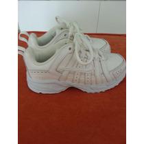 Zapatillas Blancas Importadas