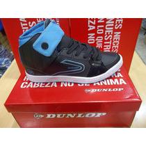 Zapatillas Botita Mujer Mod.reckless Dunlop Original