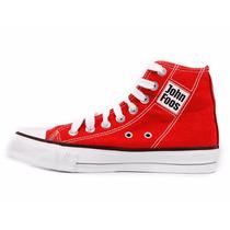 John Foos Botita Hobby Boot Rojo Clasico / Deporfan