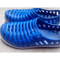 Zapatillas De Goma,sueco,ojota Modelo 2016 G133 Importada