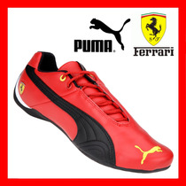 Envío Gratis! Zapatillas Puma Future Cat Leather Ferrari