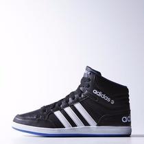 Zapatillas Adidas Neo Hoops Mid Niños Botitas