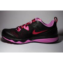 Zapatilla Nike Dual Fusion Trail Mujer Talle 35 Al 40