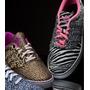 Zapatillas Adidas Originals Metalizadas Animal Print Importa