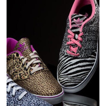 Zapatillas Adidas Originals Metalizadas Animal Print Importa