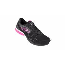 Zapatilla Mujer Olympikus Running Cushy / Brand Sports