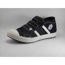 Zapatillas Con Abrojos Fio Calzados Art82