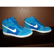 Zapatilla Nike Dunk High Hi Woven