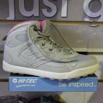 Zapatillas Hi Tec Phoenix Dama Mujer Urbanas Botitas Calzado