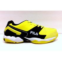 Zapatillas Fila Icon Plus Tenis Padel Voley Envío Gratis Oca