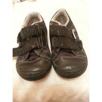 Zapatillas Plumita Negras Nro 26