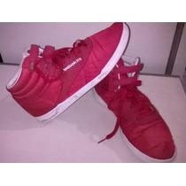 Zapatillas Reebok 3d Ultralite Rojas Nº 39 Muy Buen Estado