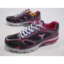 Zapatillas Running Tryon Fila Active Mujer Lavalledeportes
