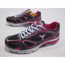 Zapatillas Running Tryon Fila Active Mujer Lavalledeportes