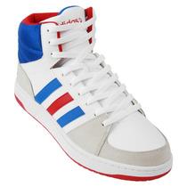 Zapatillas Botitas Adidas Vlhoops Mid 100% Originales!!