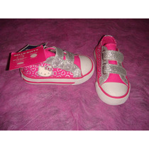 Zapatillas Hello Kitty Botitas Originales Niñas - Roar