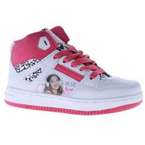Botas Disney Skate Bota Violetta Corazon Chicos