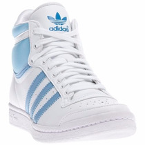 Adidas Top Ten Hi Sleek Uk 4 -- Us 5 1/2 --cod 1083