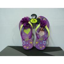 Disney Original Ojotas De Violetta Talles Del 28 Al 34
