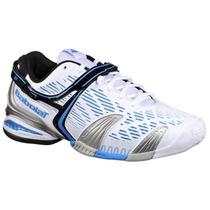 Zapatillas Babolat Propulse 4 Blanca Y Azul En Raquetonhttp: