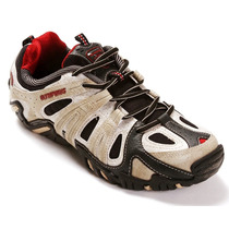 Zapatillas Olympikus Modelo Outdoor Direction Color Beige