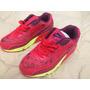 Zapatillas Nikee Air Max´s Mujer Fluo Excelente Oferta!!!!!!