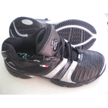 Zapatillas Tenis Padel Escolar Kappa Original T 36