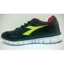 Zapatillas Diadora Night Running Gym Envío A Todo El Pais