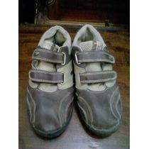 Excelentes Zapatillas Plumitas, T 35, Como Nuevas!!!