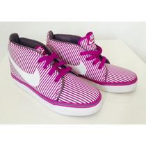 Zapatillas Botitas Nike Edición Limitada Usa 23cm