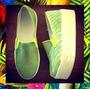 Panchas Zapatillas High Plataforma Colores
