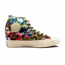Zapatillas Converse All Star !! Con Taco Interno Escondido !