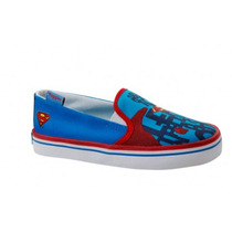 Zapatillas Topper Comics - Pancha Superman + Envio Gratis