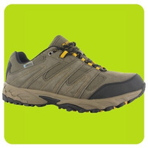 Zapatillas Hi-tec Sensor Low Waterproof Trekking Senderismo