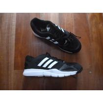 Zapatillas Adidas Modelo Essential Star M Originales Negras