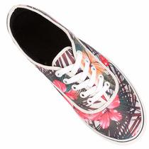 Zapatillas Floreadas Tropicales Estampadas + Envio Gratis!!